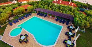 relaxation and enjoyable stay Halkidiki