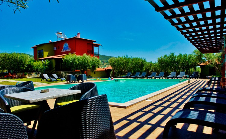 Pool, Sunday Summer Resort, Halkidiki