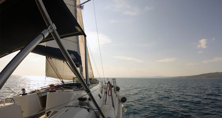 sailing-sunset-cruise-halkidiki