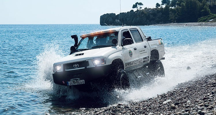 VIP Jeep Safari Sithonia