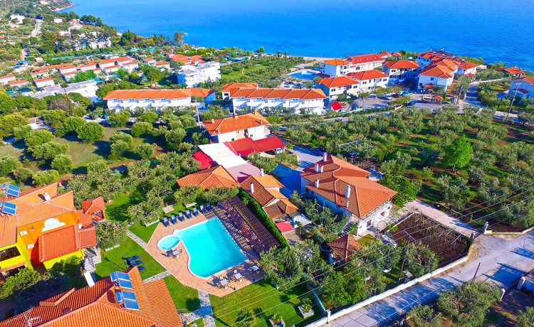 Gerakini Halkidiki Greece - Sunday Resort