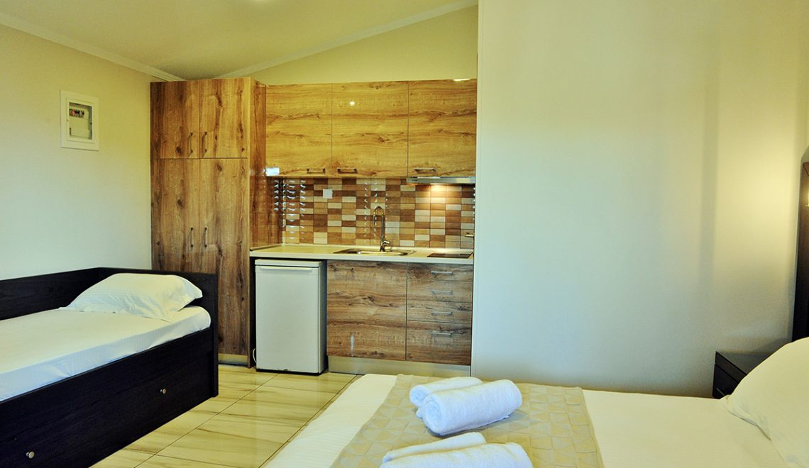 Studios 3 people - Sunday Resort Halkidiki