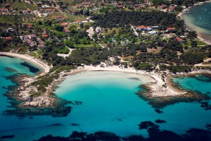 5 Best beaches in Sithonia peninsula