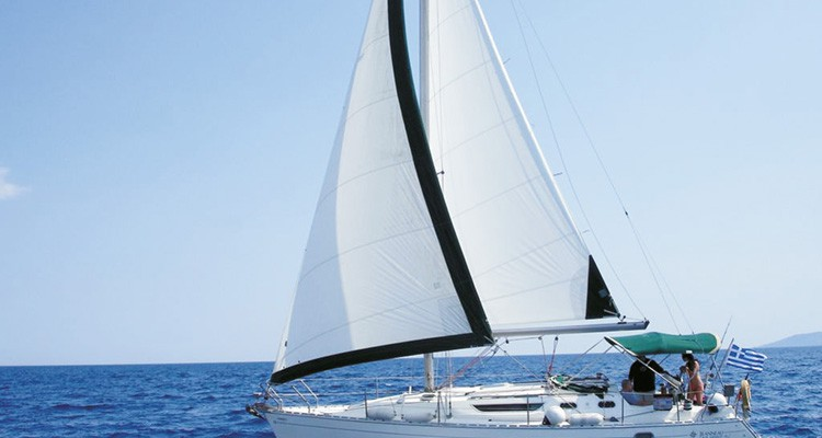 Sailing Trips from Neos Marmaras