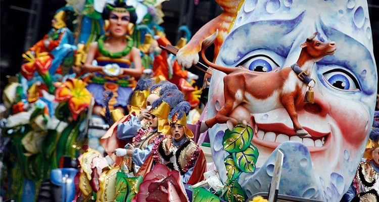 The Best Places in Greece to Enjoy a Carnival