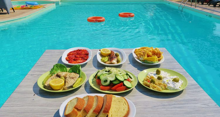 Greek Summer Food Vocabulary