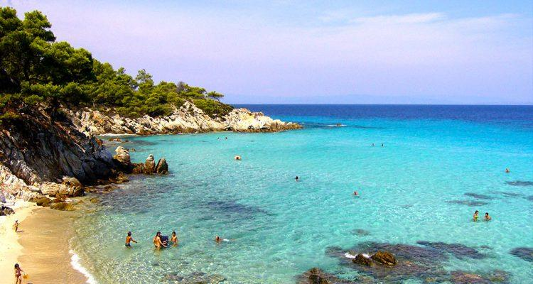 5 Best Beaches in Sithonia Halkidiki